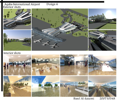 ArchitectBasel - Airport Project