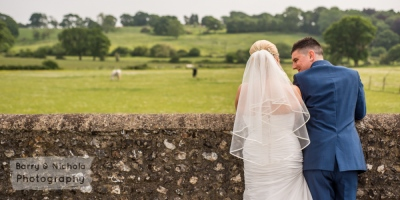 Barry & Nichola Photography - Mr and Mrs Bakter - Old Selden Barn, Patching
