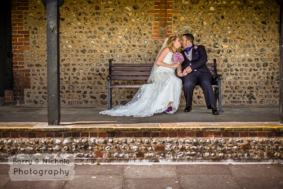 Barry & Nichola Photography - Mr and Mrs Lennon - Field Place, Worthing