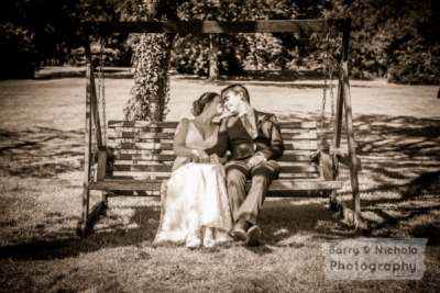 Barry & Nichola Photography - Mr and Mrs Holmes - Milwards House, Laughton