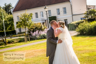 Barry & Nichola Photography - Mr and Mrs Collingwood - Field Place, Worthing