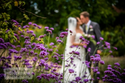 Barry & Nichola Photography - Mr and Mrs Gumbrell - St Mary's Church, Pulborough on to The Walled Garden, Midhurst