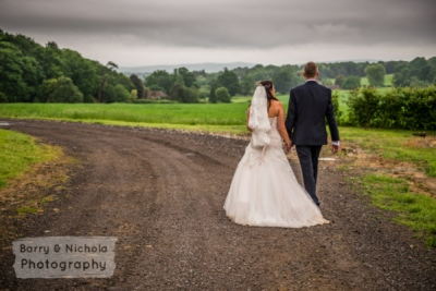 Barry & Nichola Photography - Mr and Mrs Blower - Fitzleroi Barns