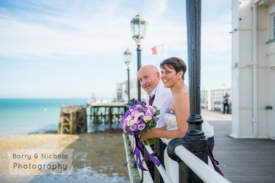 Barry & Nichola Photography - Dome Cinema, Worthing - Esme and Pete