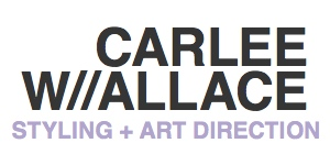 Carlee Wallace Fashion Stylist