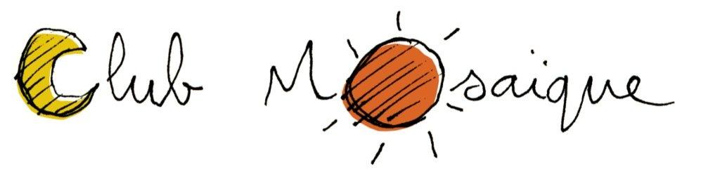 Book Élias FARÈS - Logo pour le Club Mosaïque