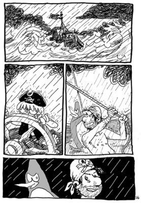 Book Élias FARÈS - Manuel K and the pirats