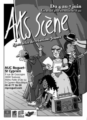 Book Élias FARÈS - Flyer événementiel