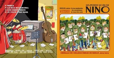 Book Élias FARÈS - Pochette CD
