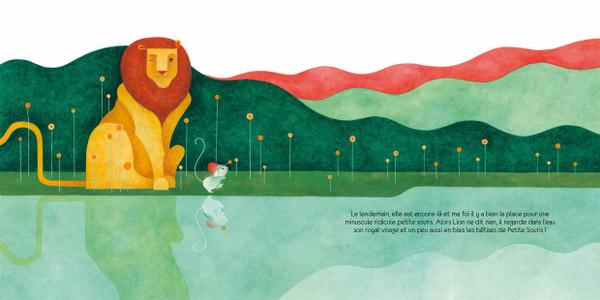 Camille Nicolazzi Illustratrice -