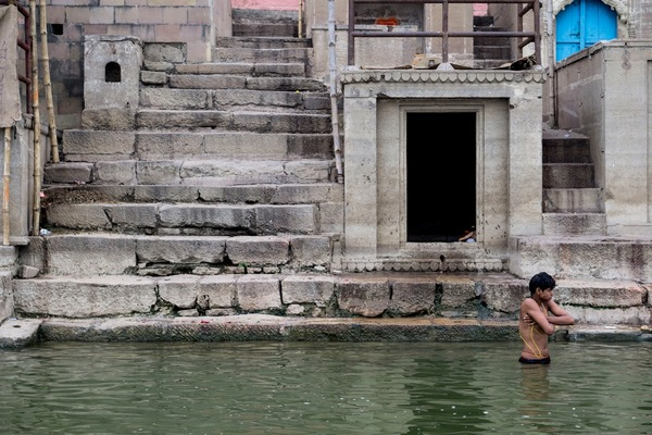 Leyla Kazim | Photography - Varanasi - India