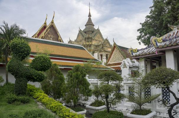 Leyla Kazim | Photography - Wat Pho, Bangkok - Thailand