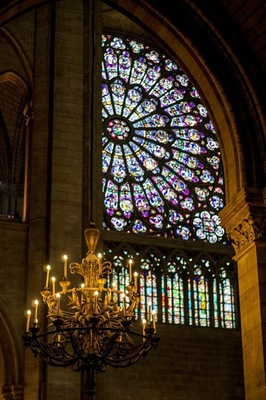 Leyla Kazim | Photography - Sainte-Chapelle, Paris - France
