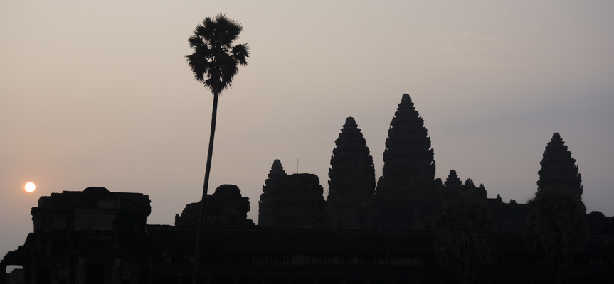 Leyla Kazim | Photography - Angkor Wat - Cambodia