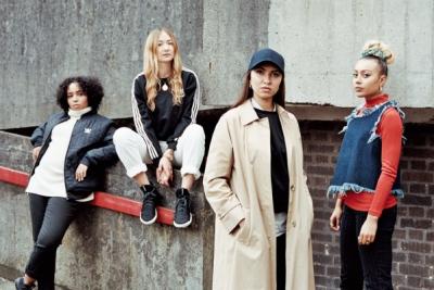 STEPHANIE SIAN-SMITH - Adidas Tubular Crew