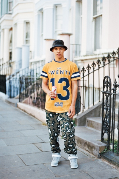 STEPHANIE SIAN-SMITH - Vice x Notting Hill Carnival