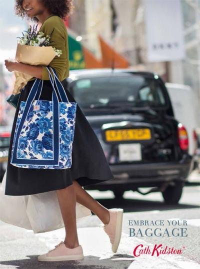 STEPHANIE SIAN-SMITH - Cath Kidston x Embrace Your Baggage