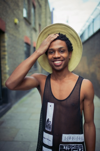 STEPHANIE SIAN-SMITH - Raury
