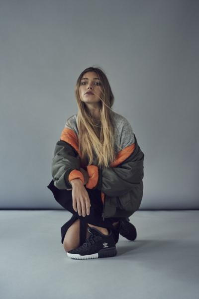STEPHANIE SIAN-SMITH - Adidas Tubular