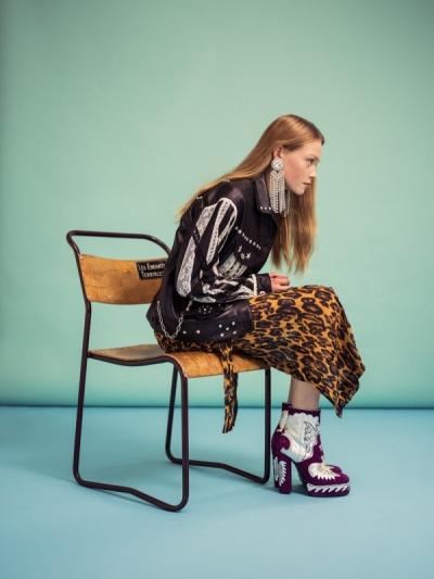 STEPHANIE SIAN-SMITH - Wonderland x Violet