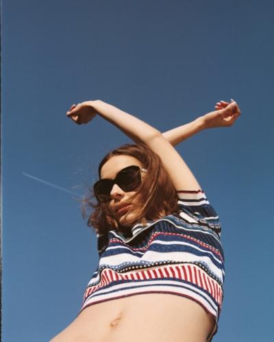 STEPHANIE SIAN-SMITH - Rollacoaster x Chanel