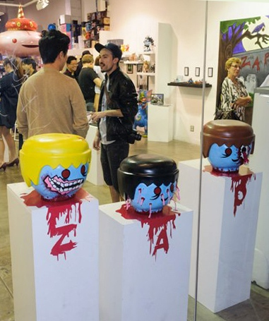 Zombiemonkie - Mega Heads