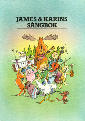 Tommy Punsvik - James & Karins Sångbok.