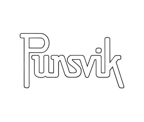 Tommy Punsvik - Logotyp.
