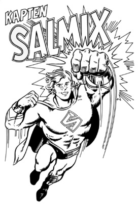 Tommy Punsvik - Kapten Salmix.