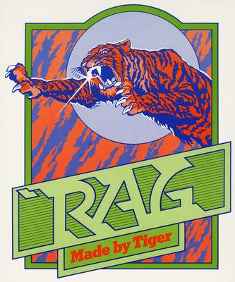 Tommy Punsvik - Rag by Tiger.