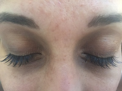Flawless Image - Lash Perfect in fill session- After Picture