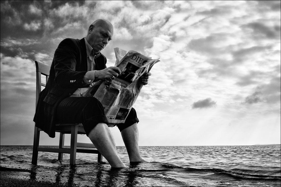 Nicole Oestreich ... - Die Welt ist heut am Meer...