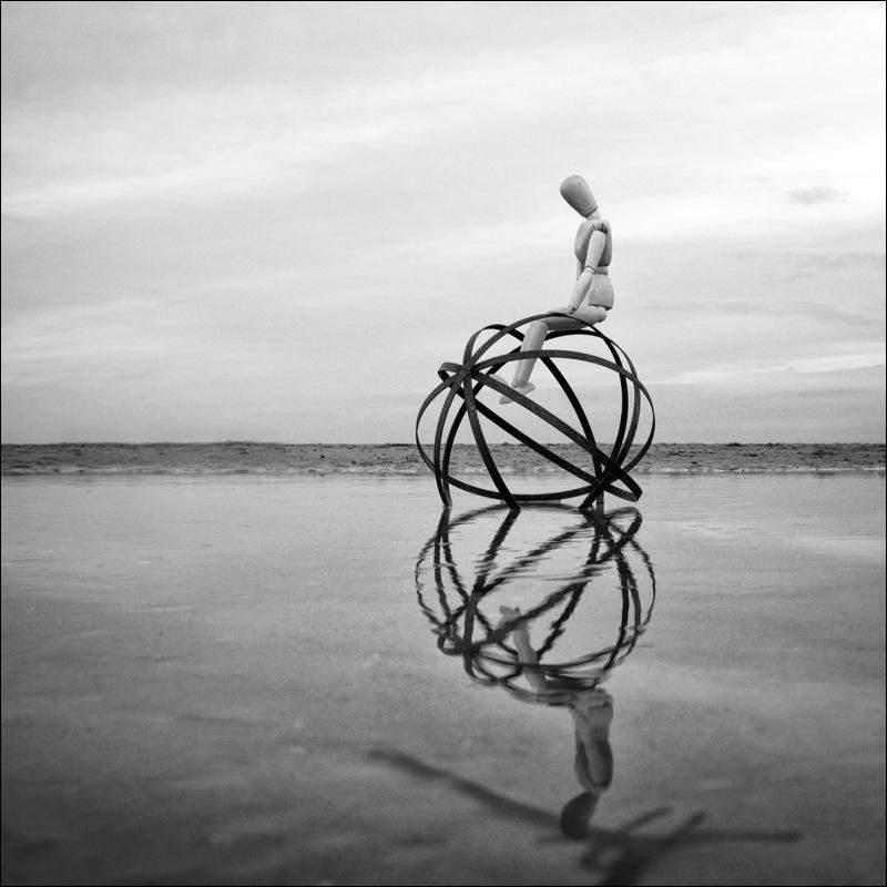 Nicole Oestreich ... - Die Welt für sich ... und doch allein.