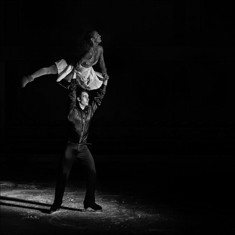 Nicole Oestreich ... - Oberstdort, FotoTV, Eislauf-Challenge