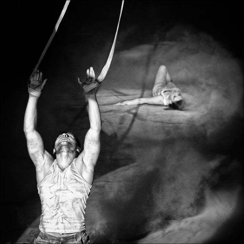Nicole Oestreich ... - Duo Turkeev - Die romantische Art der Akrobatik ...