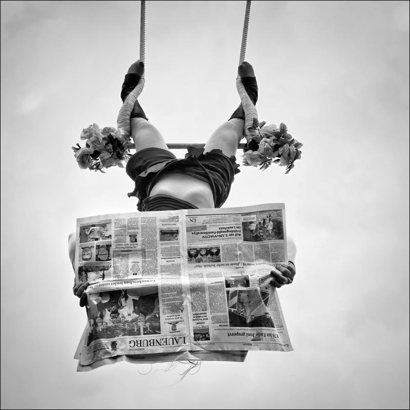 Nicole Oestreich ... - ~3~ Meine ersten Tränen im Zirkus ...