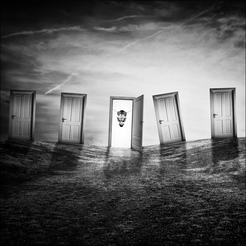 Nicole Oestreich ... - Eine Tür die ich geöffnet habe