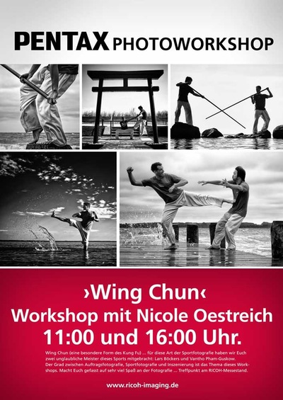 Nicole Oestreich ... - 2o17 / Workshop in Zingst Wing Chun