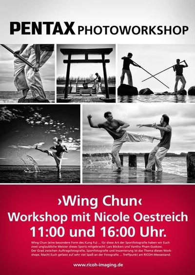 Nicole Oestreich ... - 2o17 / Workshop in Zingst Wing Chun