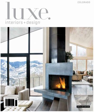 Tori Golub Interior Design - LUXE Colorado 2015