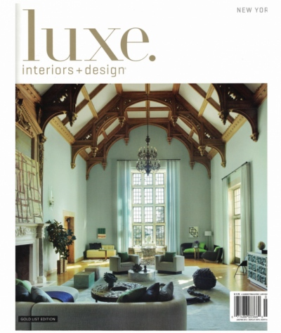 Tori Golub Interior Design - Luxe Interior Design 2016