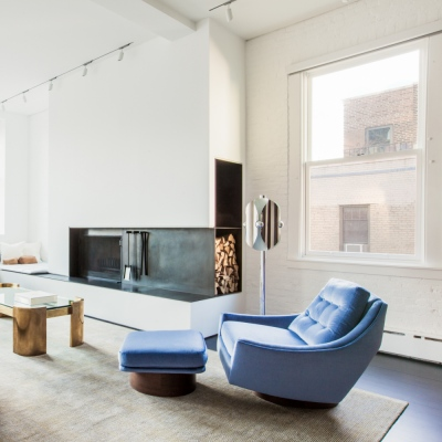 Tori Golub Interior Design - GREENWICH VILLAGE LOFT