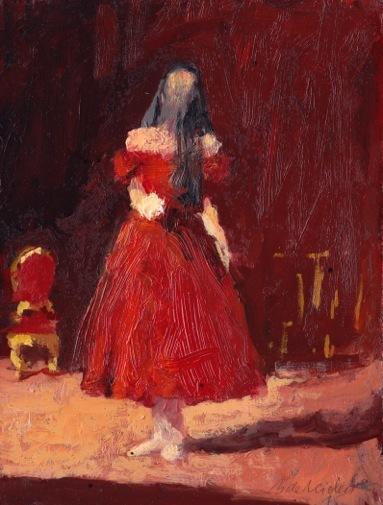 Bertrand de Miollis - 30- La Dame aux Camélias 6