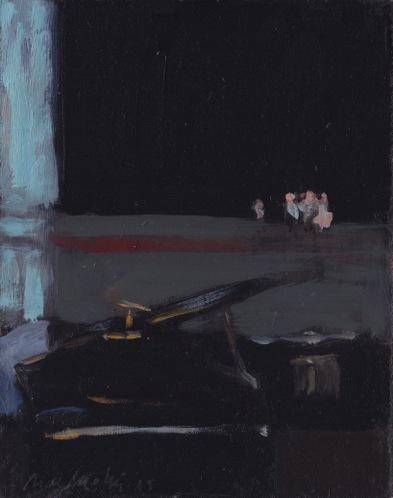 Bertrand de Miollis - 28- Entre deux répétitions