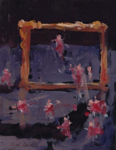 Bertrand de Miollis - 4- Ecole de danse 3