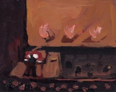 Bertrand de Miollis - 27- Ecole de danse 6