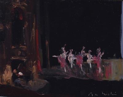 Bertrand de Miollis - 1- Ecole de danse 1