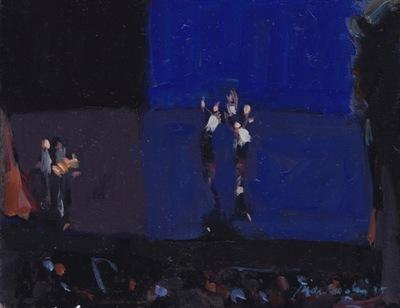 Bertrand de Miollis - 6- Ecole de danse 2