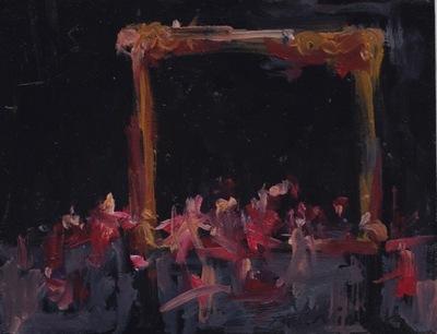 Bertrand de Miollis - 21- Ecole de danse 4