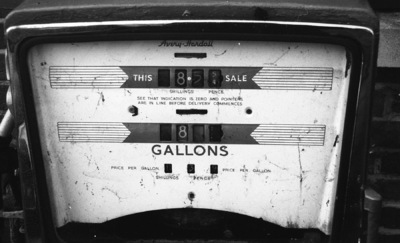 lewys images - Old petrol pump
